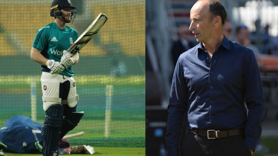 CWC 2019: Nasser Hussain backs England captain Eoin Morgan to deliver big in World Cup