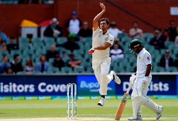 Starc in brilliant form with the ball in Tests at the moment | Getty Images