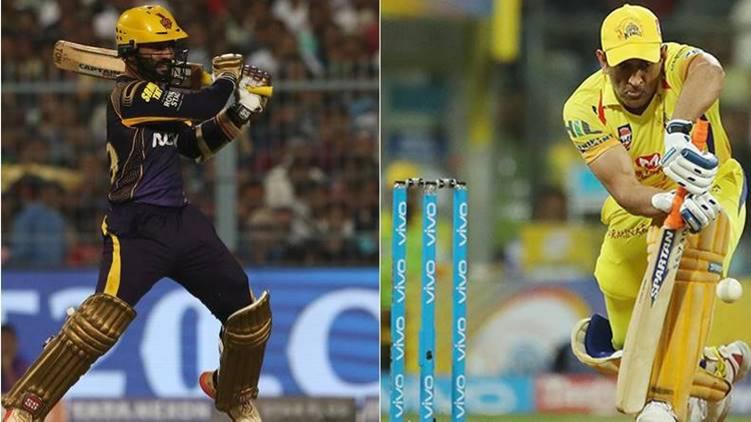 IPL 2018 : Match 33 , KKR vs CSK - Statistical Preview