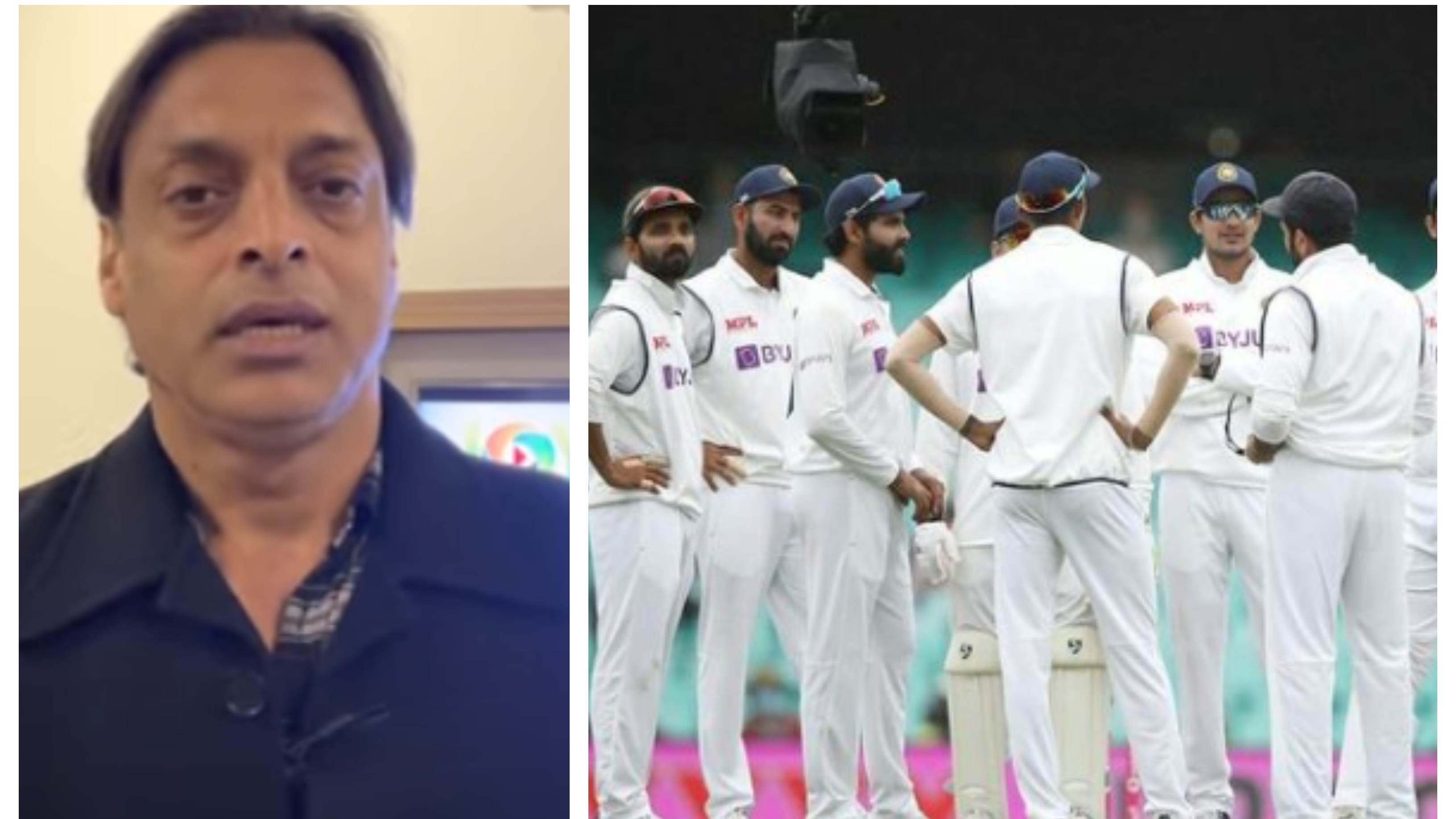 AUS v IND 2020-21: 'Win in Brisbane will give Team India their greatest Test series victory ever', says Shoaib Akhtar