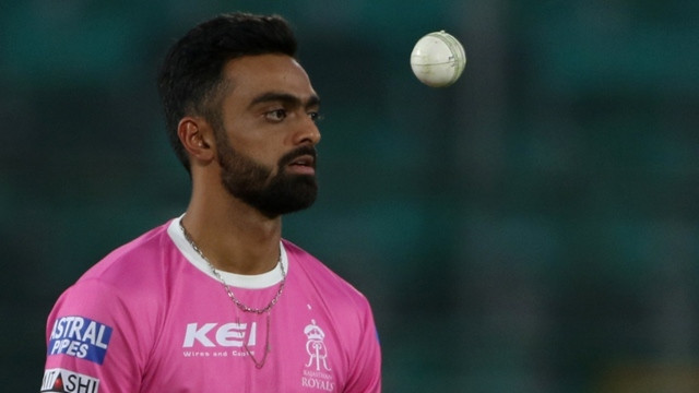 Timely advise from sister helps Jaydev Unadkat overcome IPL blues