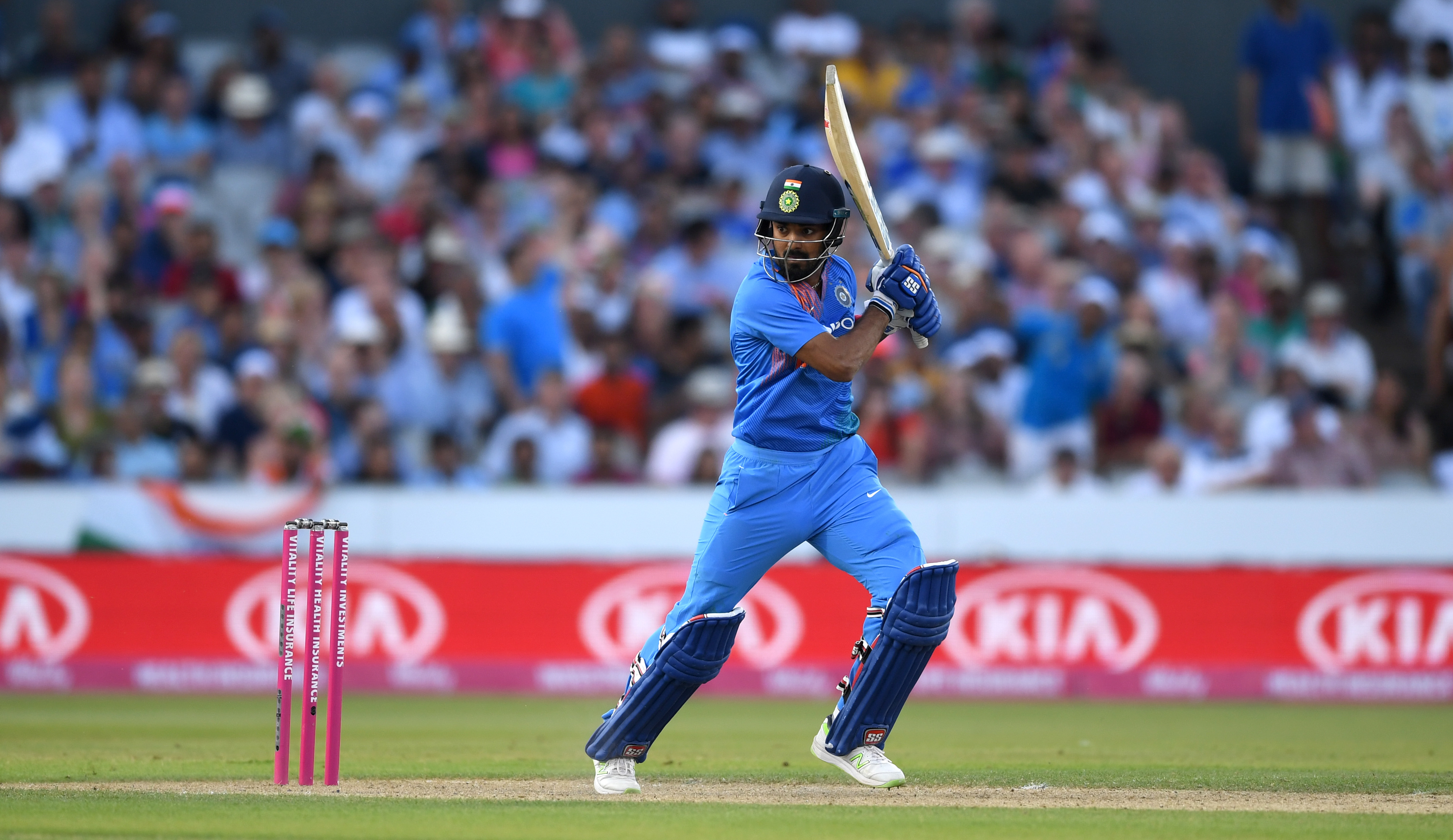 Rahul had scored a century in the opening T20I at Old Trafford | Getty