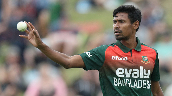 ZIM v BAN 2021: Mustafizur Rahman faces injury scare before Zimbabwe ODIs- report