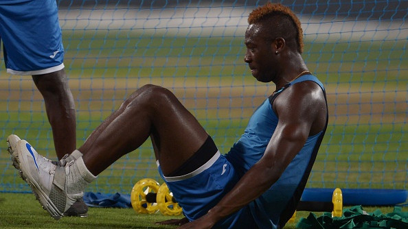 IND v WI 2018: Andre Russell ruled out of T20I series with an injury