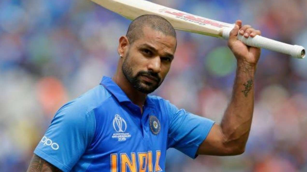 Shikhar Dhawan named Delhi's captain for Syed Mushtaq Ali T20 Trophy