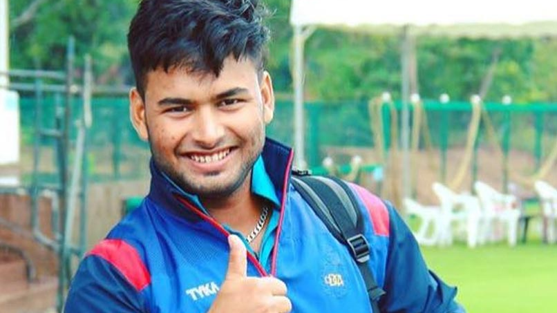 Rishabh Pant motivated to win games for India