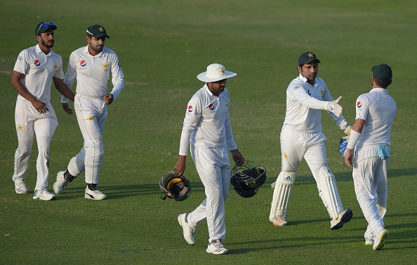 Sarfraz Ahmed urges Pakistan to play good cricket in Dubai | Getty Images