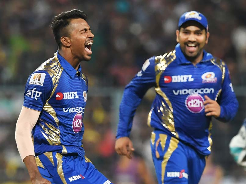 IPL 2018: Rohit Sharma and Pandya brothers are to be retained by Mumbai Indians