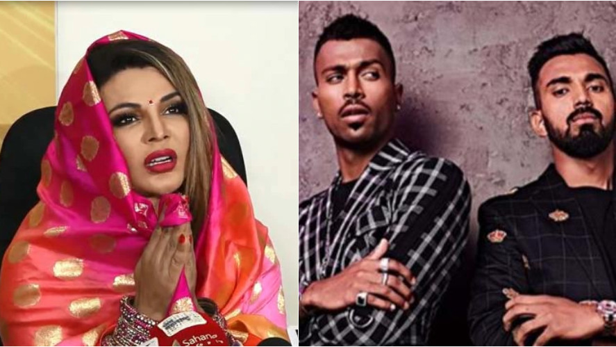 WATCH- Rakhi Sawant joins the list of people who criticized Hardik Pandya