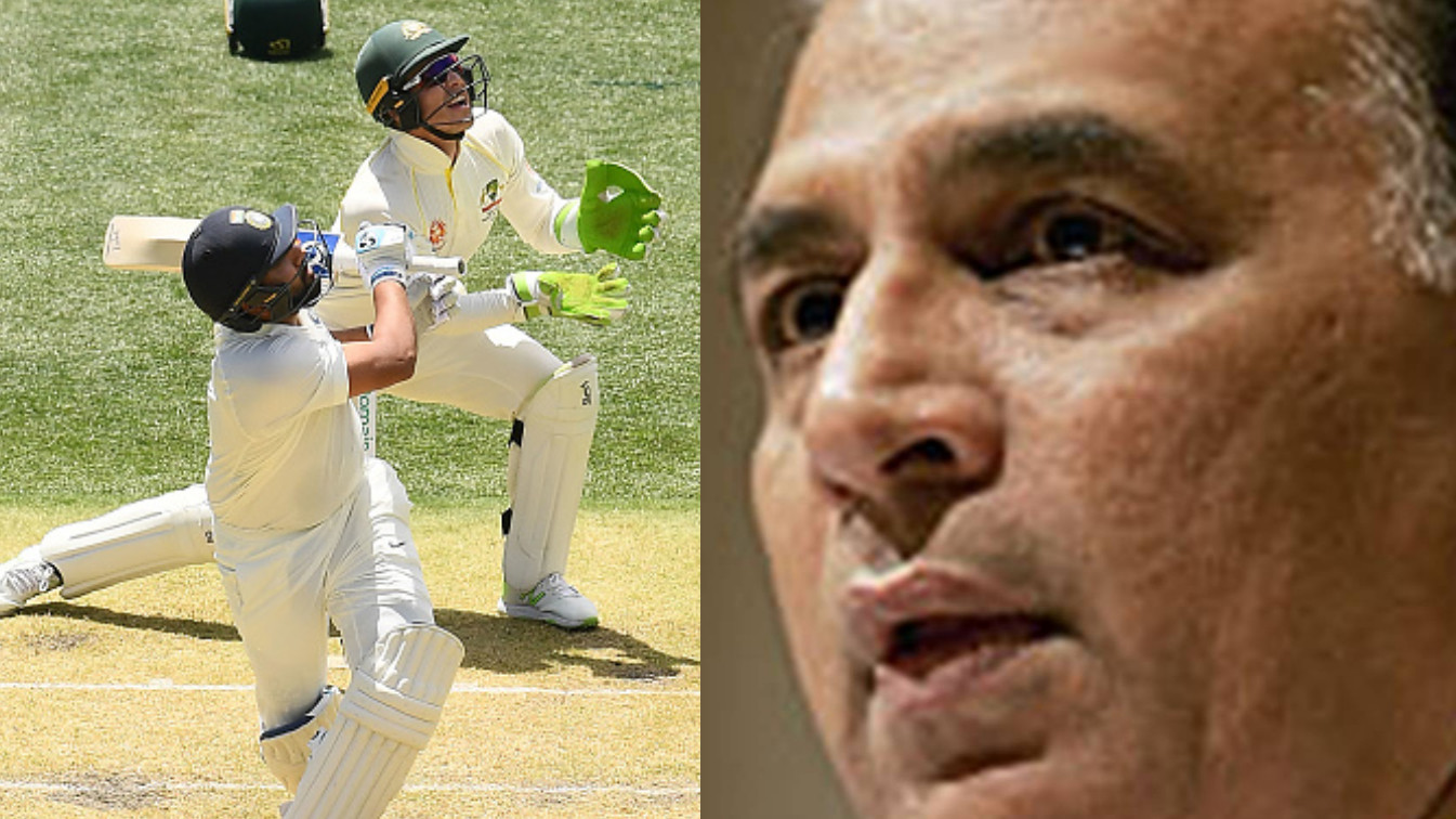 AUS v IND 2018-19: Sunil Gavaskar bemoans India's irresponsible shot selection on Day 1 at Adelaide