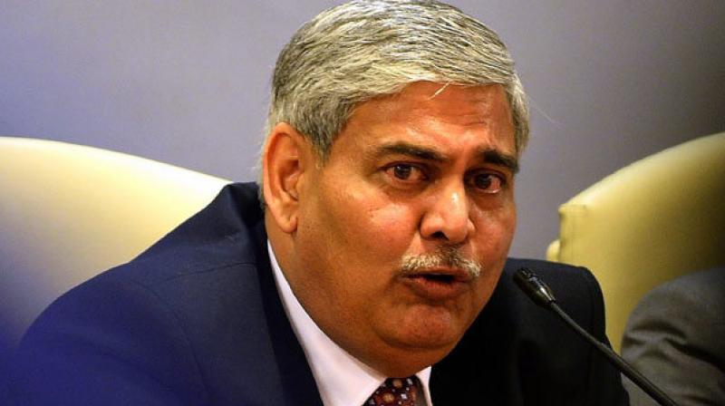 Shashank Manohar | AFP