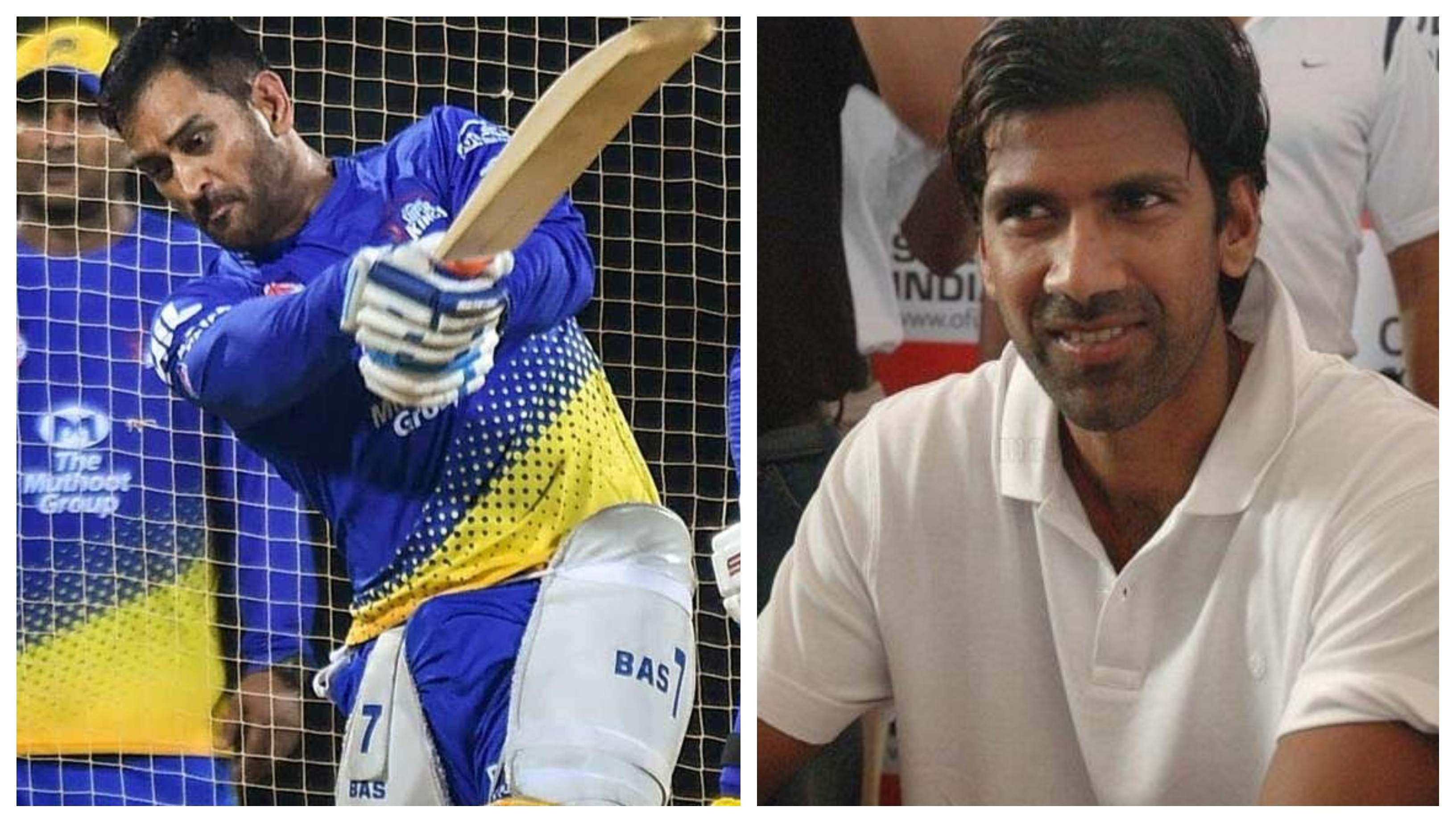"""IPL 2020: """"Dhoni was focussed on getting ready for the IPL"""", says Lakshmipathy Balaji"""