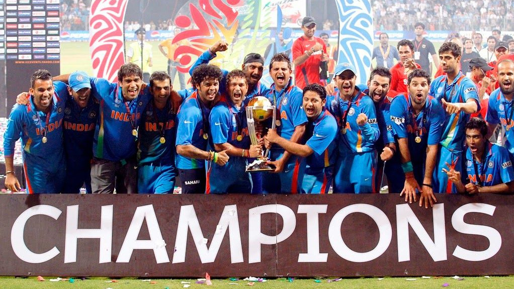 ICC to launch series to celebrate 10th anniversary of Team India's 2011 World Cup win