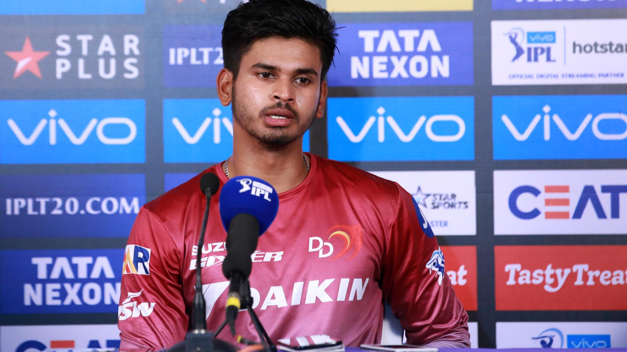 IPL 2018: Shreyas Iyer distraught after Delhi Daredevils' heartbreaking loss to SRH
