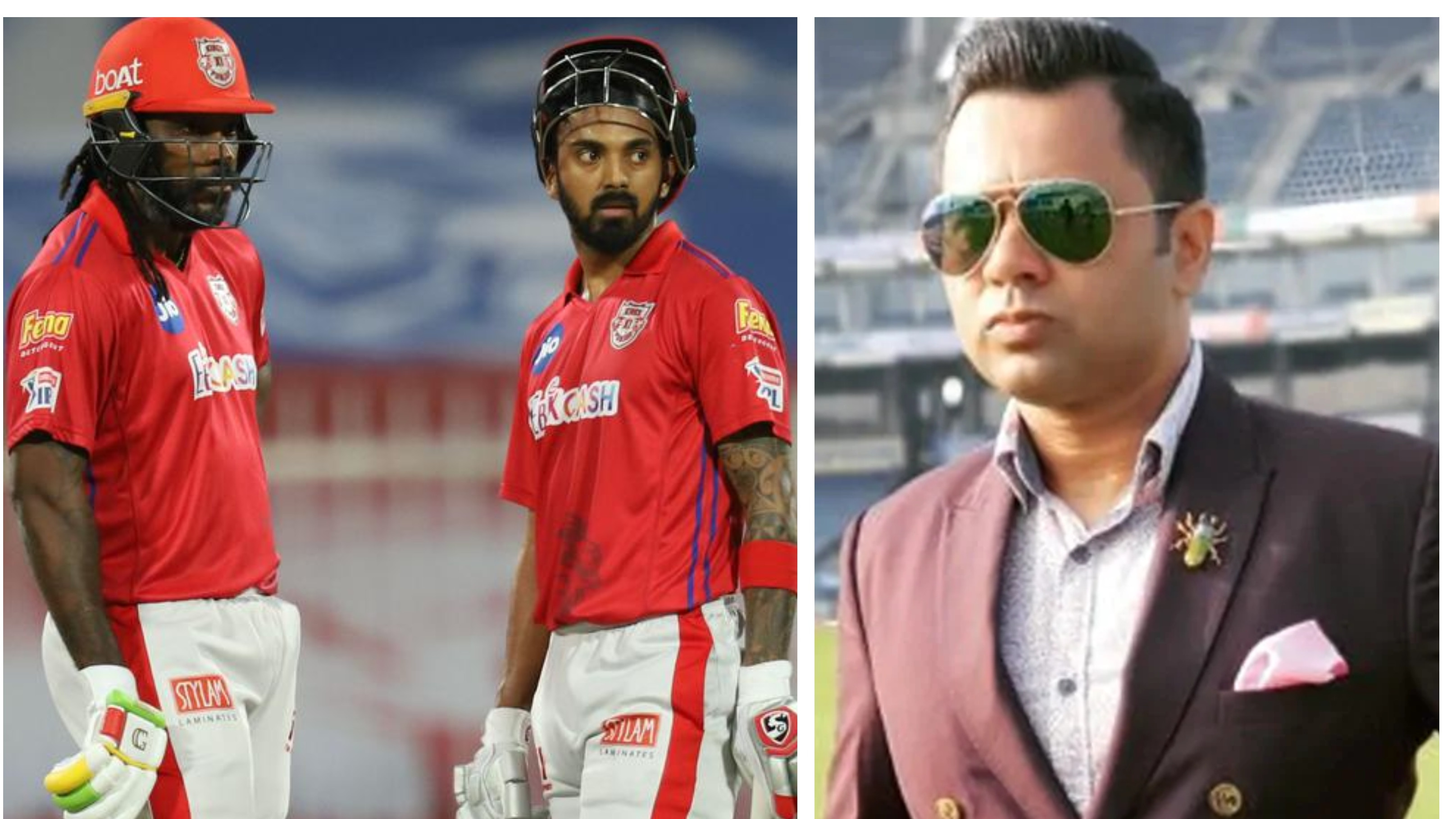 IPL 2021: WATCH – Aakash Chopra picks Rahul and Gayle as openers in his ideal PBKS playing XI