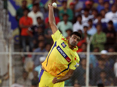R Ashwin was super successful for CSK