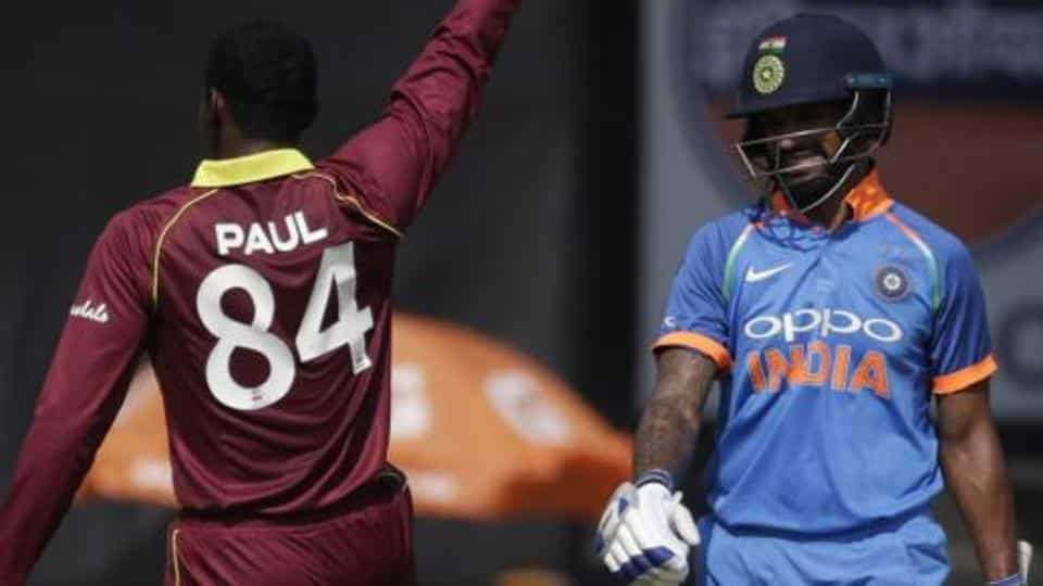 Shikhar Dhawan might impress in the T20I against West Indies | AFP