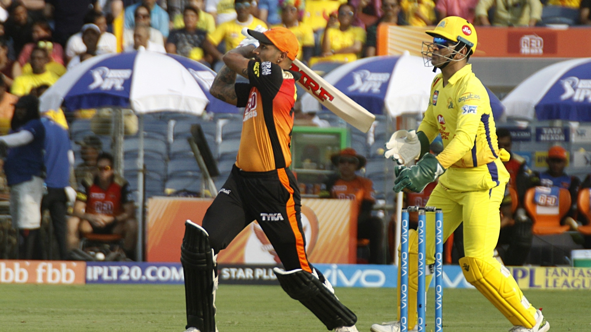 IPL 2018 : Qualifier 1, SRH vs CSK - Statistical Preview
