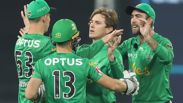 BBL 09: Melbourne Stars qualify for the final after a convincing win over Sydney Thunder