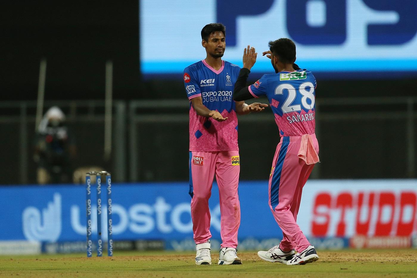 Mustafizur picked 3/20 | BCCI-IPL