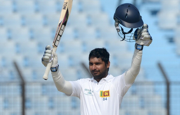 Kumar Sangakkara   Getty
