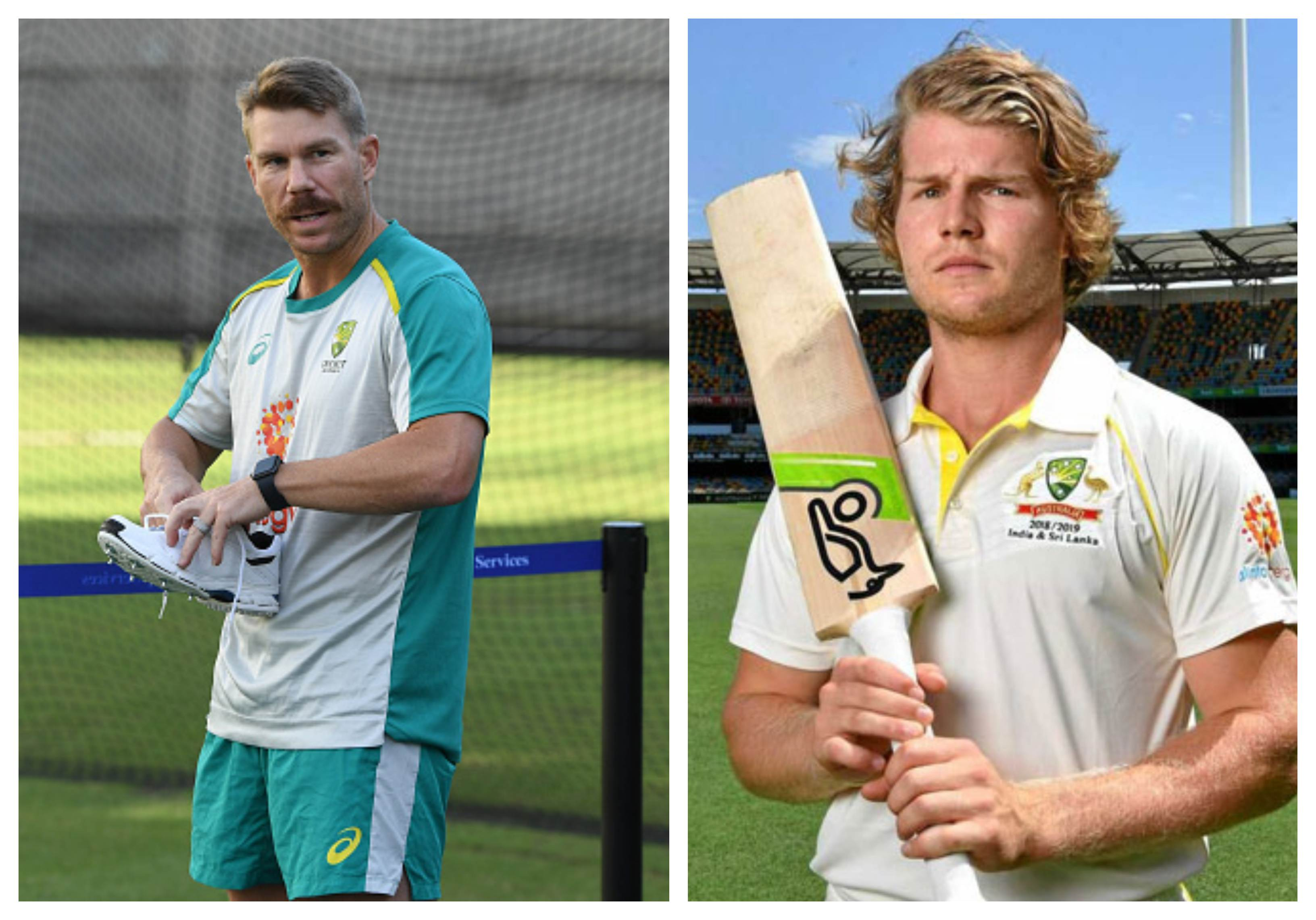 David Warner and Will Pucovski are likely to open in the third Test | Getty