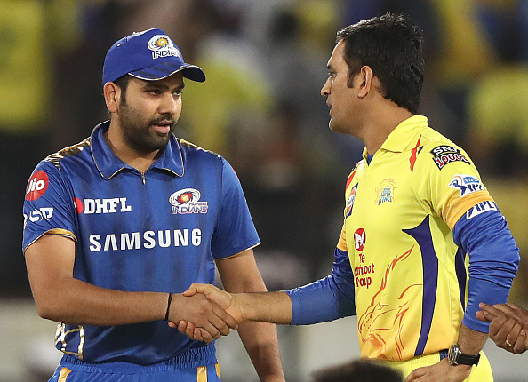 The opening match of IPL 2020 will be between MI and CSK | Getty