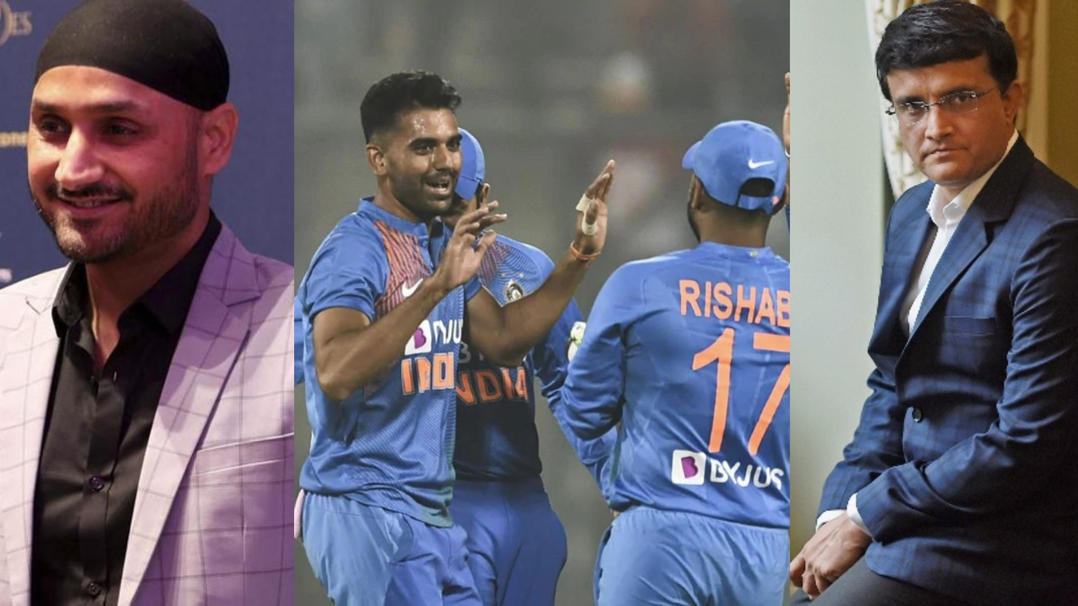 IND v BAN 2019: Cricket fraternity reacts as Deepak Chahar's T20I best 6/7 including a hat-trick wins India the series 2-1
