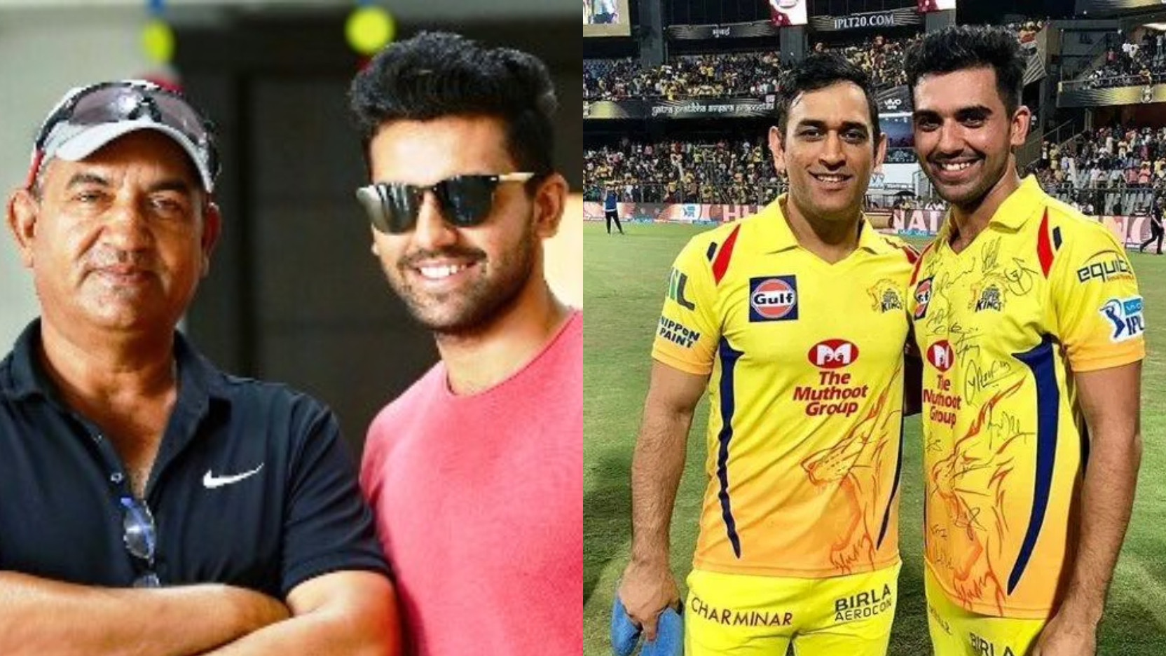 SL v IND 2021: Deepak Chahar's father credits MS Dhoni for his son's success; not surprised by his knock in 2nd ODI