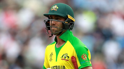 Maxwell reveals wanting his arm broken during World Cup to get break from cricket
