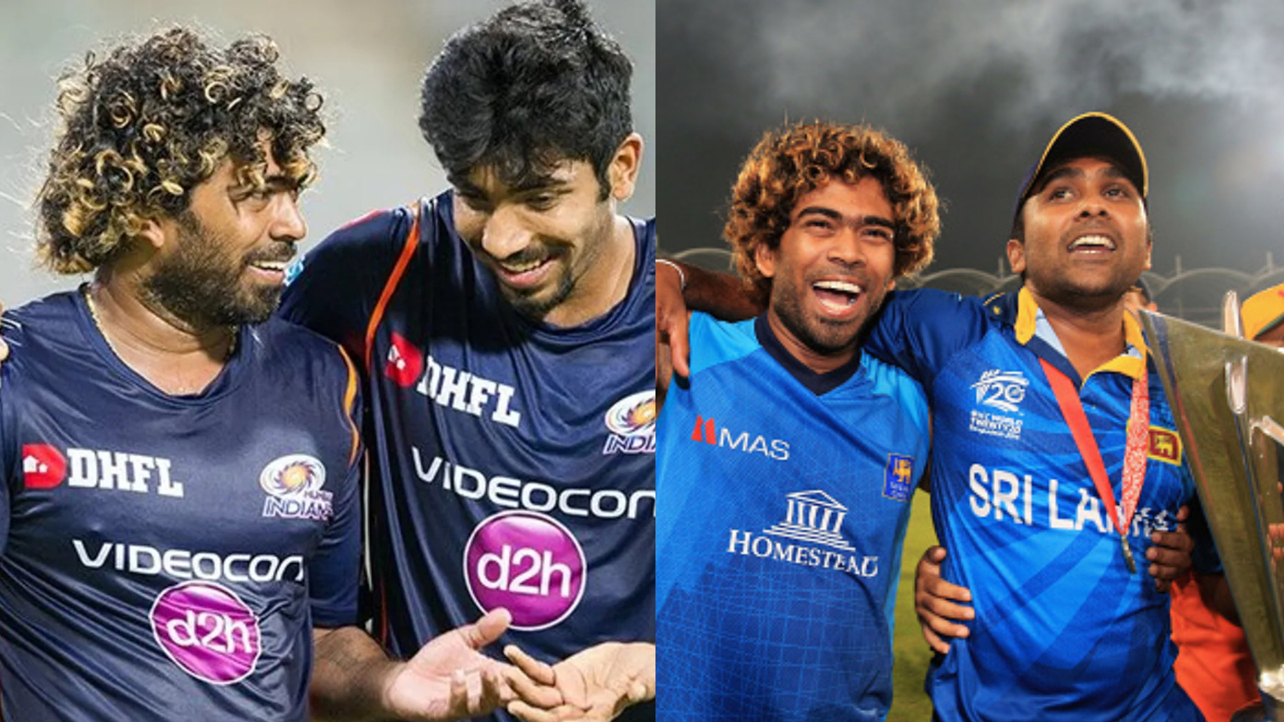 Lasith Malinga announces retirement from cricket; Cricket fraternity lauds the genius bowler