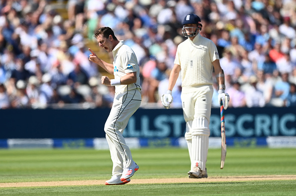 England lost 9 wickets for 122 runs | GETTY