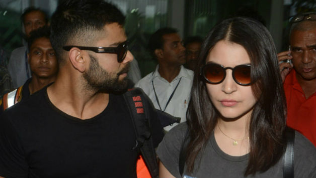 Virat Kohli and Anushka Sharma spotted shopping in Cape Town