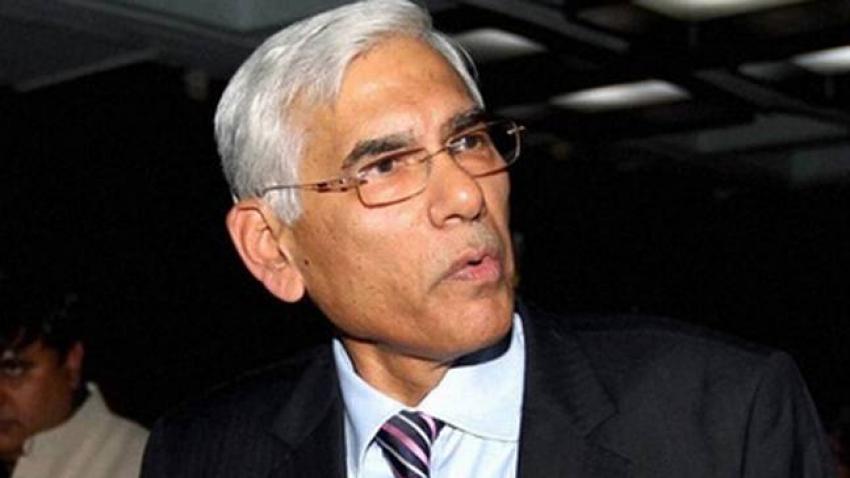 बीसीसीआई ने विनोद राय पर लगाए आरोप