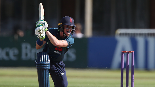 England Lions defeats inconsistent India A by 7 wickets; Nick Gubbins hit 128*