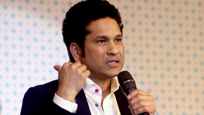 Sachin Tendulkar shares his views on Yo-Yo fitness test