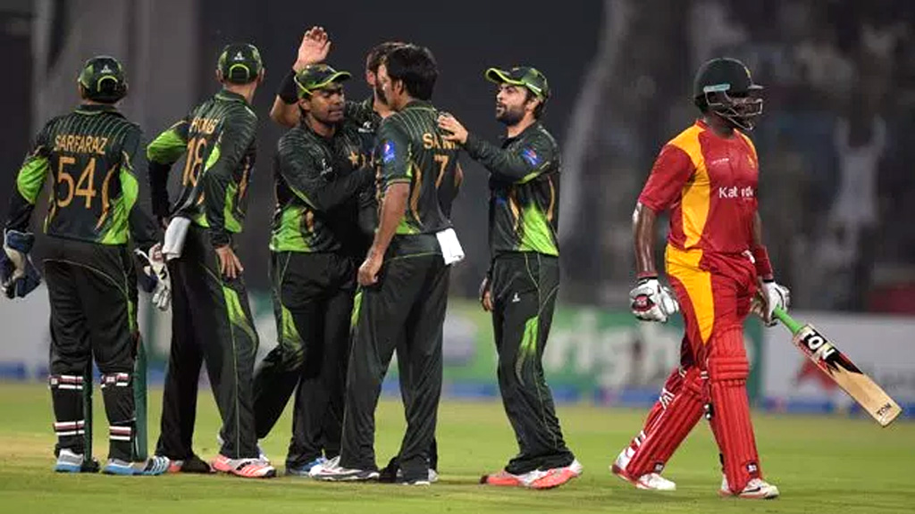 ZIM vs PAK vs AUS 2018 : T20I tri series - Statistical Preview