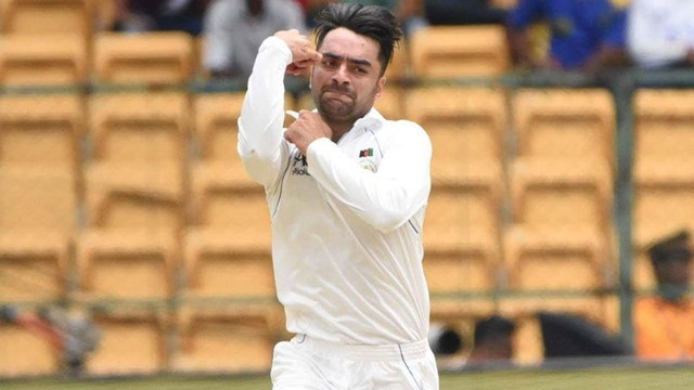 Rashid Khan urges for more Test cricket for Afghanistan