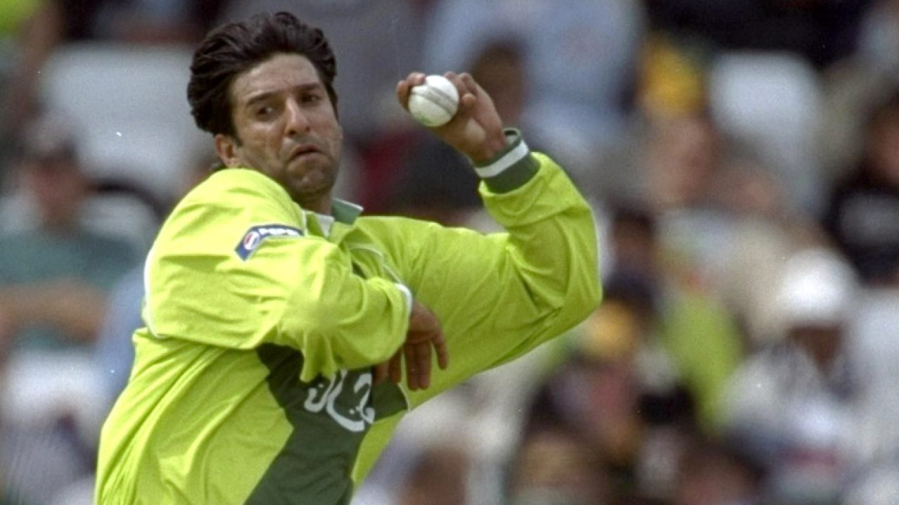 Wasim Akram might have been the first choice of bowler who could walk into any team in any format