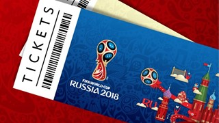 FIFA World CUP 2018 ticket prices started at $105, whereas ICC World Cup 2015 tickets started at $27