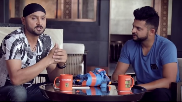 WATCH: Suresh Raina names MS Dhoni as most simplified person in Harbhajan Singh's new show