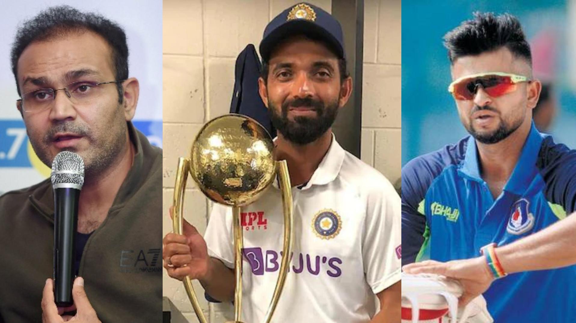 Ajinkya Rahane celebrates his 33rd birthday; Indian cricket fraternity sends wishes