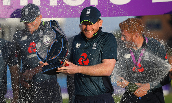 England haven't lost an ODI series since January 2017 | Getty
