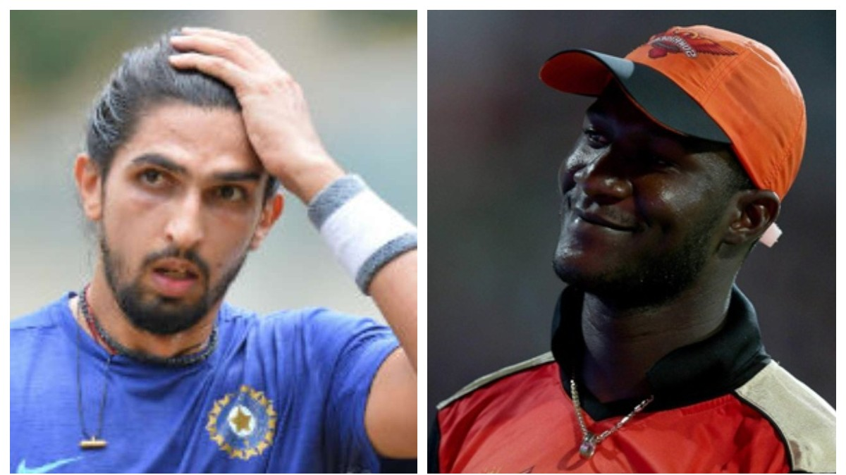 Daren Sammy moves on after having conversation with Ishant Sharma over racial slur
