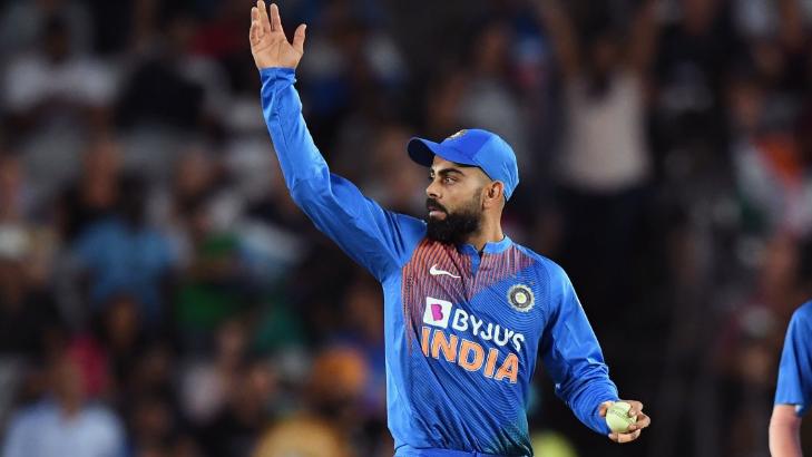 IND v NZ 2020: विराट कोहली ने पहला टी-20 जीतने के बाद भारतीय टीम की तारीफ की