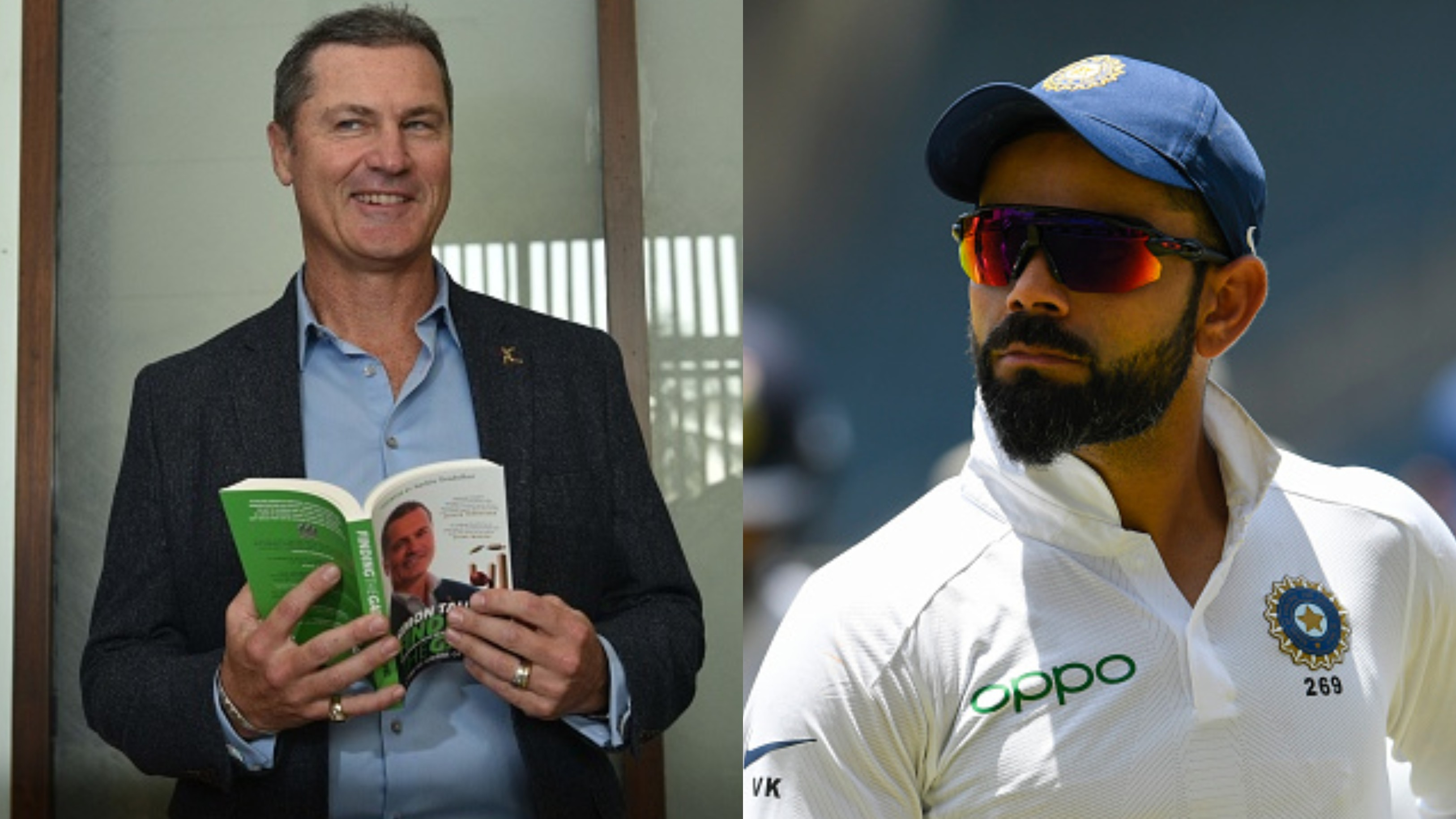 Simon Taufel feels Virat Kohli is prone to getting emotionally hijacked given his aggressive attitude