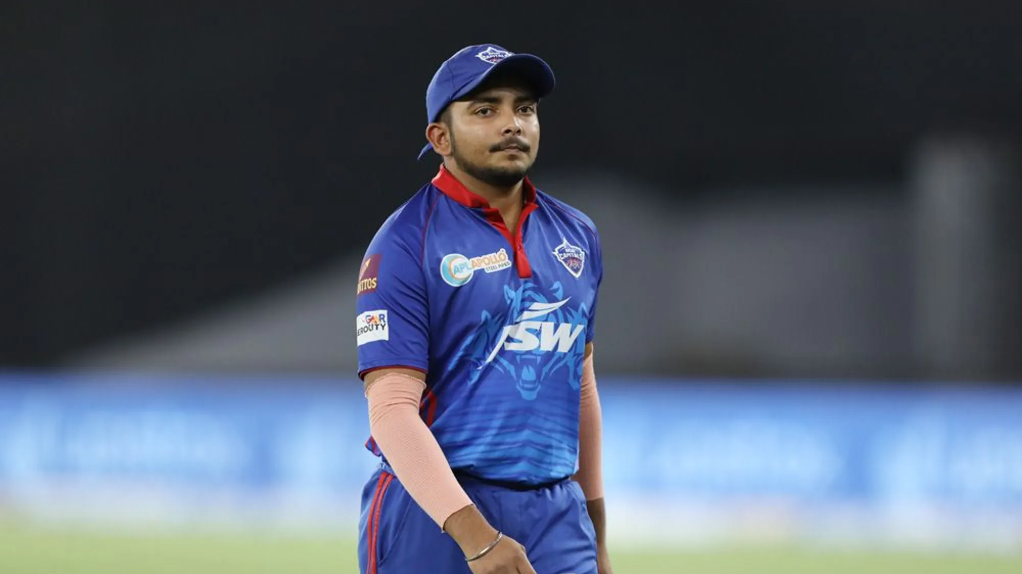 Prithvi Shaw reveals why he stopped batting in nets during IPL 2020