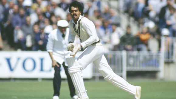 Dilip Vengsarkar scored 103 in 1979, 157 in 1982 and 126 not out in 1986 at Lord's. (Getty)