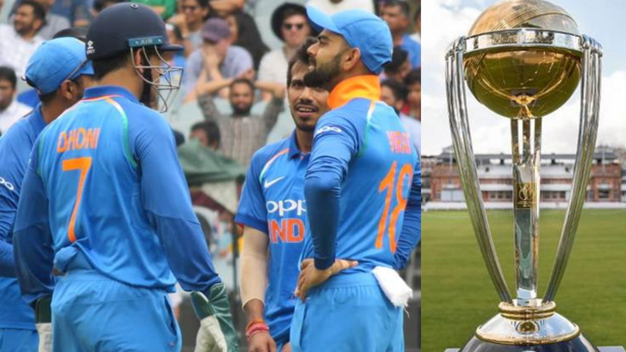 CWC 2019: COC Predicted Team India squad for ICC World Cup 2019