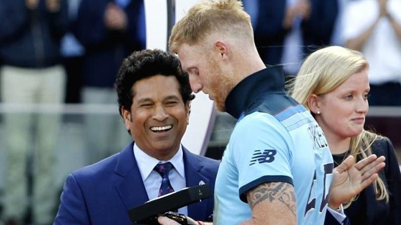 Ashes 2019: ICC shares controversial tweet comparing Ben Stokes to Sachin Tendulkar; Indian fans can't keep calm